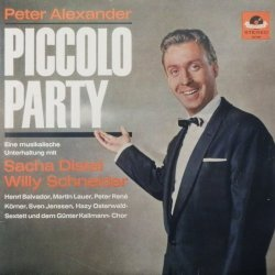 Piccolo Party - Peter Alexander