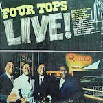 Live! - Four Tops
