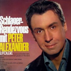 Schlager-Rendezvous mit Peter Alexander (2. Folge) - Peter Alexander