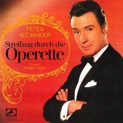 Streifzug durch die Operette - Peter Alexander