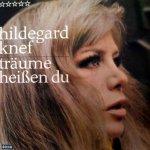 Träume heißen du - Hildegard Knef