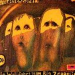 Die Wallfahrt zum Big Zeppelin - Franz Josef Degenhardt