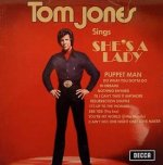 Tom Jones Sings She