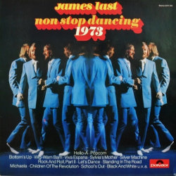 Non Stop Dancing 1973 James Last Cd Album 1972 Cd