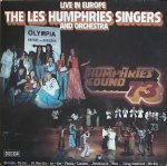 Live In Europe - {Les Humphries Singers} + Orchestra