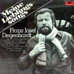 Meine Lieblingssongs - Seine schönen leisen Lieder - Franz Josef Degenhardt