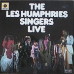 The Les Humphries Singers Live - Les Humphries Singers