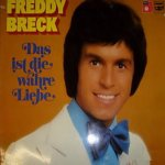 Das ist die wahre Liebe - Freddy Breck