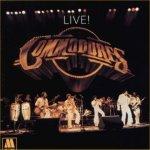 Live! - Commodores