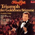 Triumph der Goldenen Stimme: 20 gefeierte Erfolge - Karel Gott
