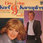 Eins und  Eins - Hildegard Knef, ihre großen Erfolge und das Orchester Bert Kaempfert - {Hildegard Knef} + Bert Kaempfert