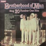 Sing 20 Number One Hits - Brotherhood Of Man