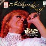 Tournee, Tournee... Das Live-Album ihrer Konzertreise - Hildegard Knef