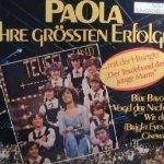 Ihre größten Erfolge - Paola