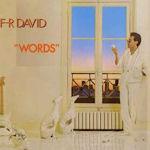 Words - F.R. David