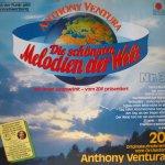 Die schönsten Melodien der Welt Nr. 3 - Orchester Anthony Ventura
