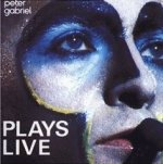 Plays Live - Peter Gabriel