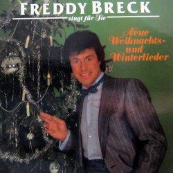 Freddy Breck singt für Sie neue Weihnachts- und Winterlieder - Freddy Breck