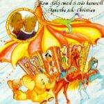 Kom följ med i var karusell - Agnetha + Christian