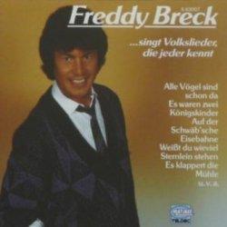 ? singt Volkslieder, die jeder kennt - Freddy Breck