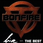 Live... The Best - Bonfire