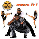 Move It! - {Reel 2 Real} + the Mad Stuntman