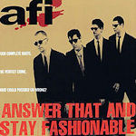 Answer That And Stay Fashionable - AFI