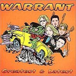 Greatest And Latest - Warrant