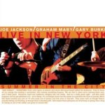 Summer In The City - Live In New York - {Joe Jackson}, Graham Maby + Gary Burke