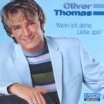 Oliver Thomas - Sei Bloss Kein Engel