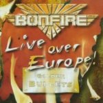 Live Over Europe - Bonfire