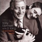 A Wonderful World - {k.d. Lang} + Tony Bennett