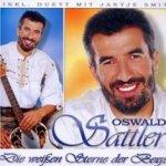 Die weißen Sterne der Berge - Oswald Sattler