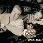 Dick This! - {Dick Brave} + the Backbeats