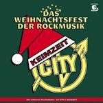 Das Weihnachtsfest der Rockmusik - {Keimzeit} + {City}