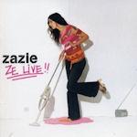 Ze Live - Zazie