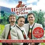 Der Geigenspieler aus dem Zillertall - Ursprung Buam