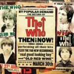 The Who - Then And Now - Who