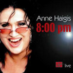 8:00 pm - Anne Haigis