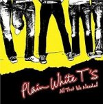 All That We Needed - Plain White T
