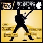 Bundesvision Songcontest 2005 - Sampler
