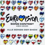 Eurovision Song Contest Kiev 2005 - Sampler