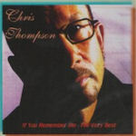 If You Remember Me - The Very Best - Chris Thompson