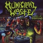 The Art Of Partying - Municipal Waste