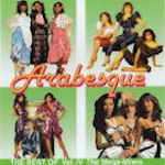 The Best Of Arabesque IV - The Mega-Mixes - Arabesque