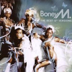 The Best 12inch Versions - Boney M.
