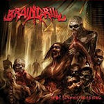 Apocalyptic Feasting - Brain Drill