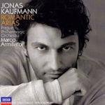 Romantic Arias - Jonas Kaufmann