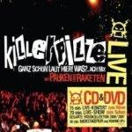 Mit Pauken und Raketen - live - Killerpilze