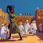 The Bedlam In Goliath - Mars Volta